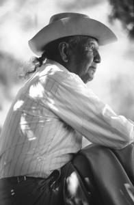 Indianer Portraitfotografie