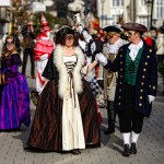 Fototour Maskenzauber in Hamburg mit der Werkstatt Bild und Sprache aus Dithmarschen