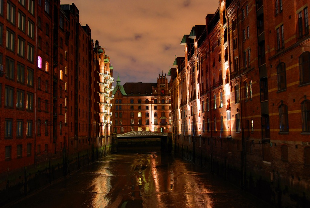 Fototour durch die Speicherstadt in Hamburg