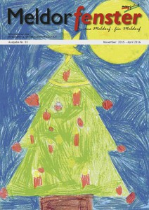 "Meldorfenster Cover November-Ausgabe 2015 Artikel ""Kreatives Fotoshooting"""
