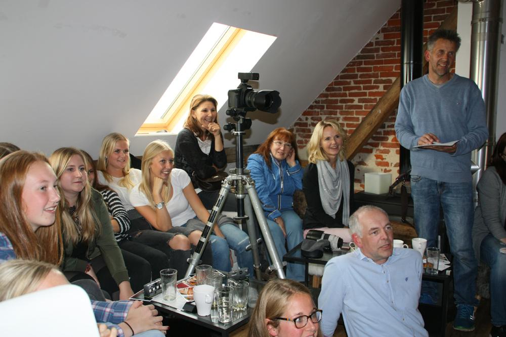 Fotoevents Teamseminare - Eiscafe Böthern - Werkstatt Bild und Sprache