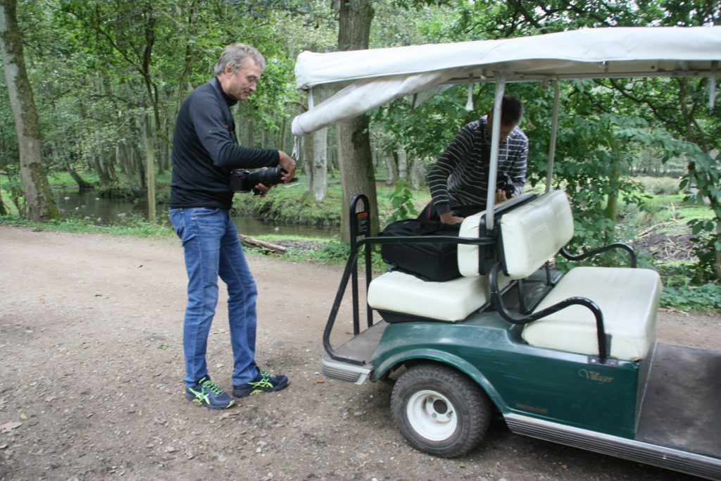 Wildtierpark Eekholt - Rangermobil