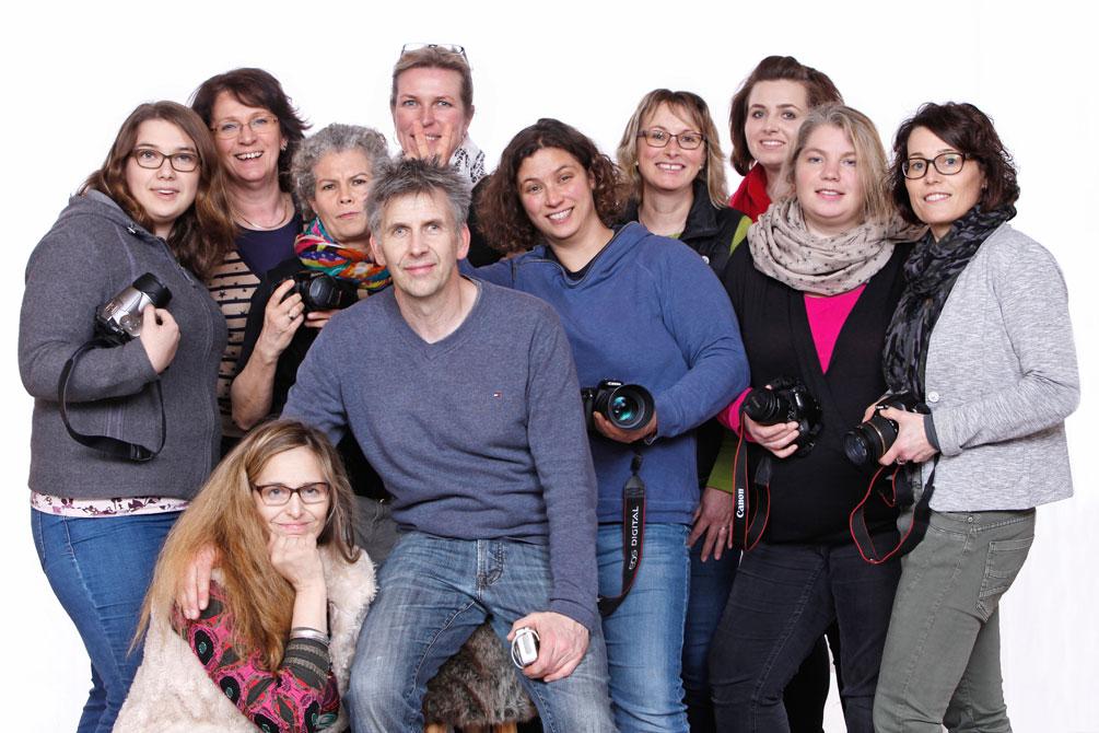 Fotoworkshop Gruppe | Fotokurse mit der Werkstatt Bild und Sprache