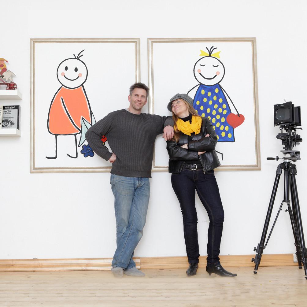 Stefan und Sabine Drüke-Carstensen