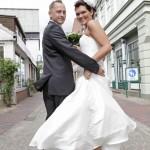 Hochzeitsfotografie - Paar in Meldorf von Stefan Carstensen | Werkstatt Bild und Sprache