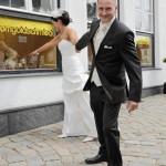 Hochzeitsfotografie - Paar in Meldorf von Stefan Carstensen | Werkstatt